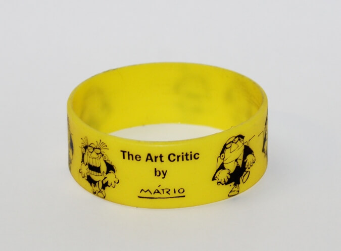 Art Critic - Wrist Band