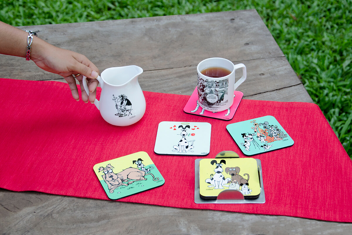 Dogs - Coasters