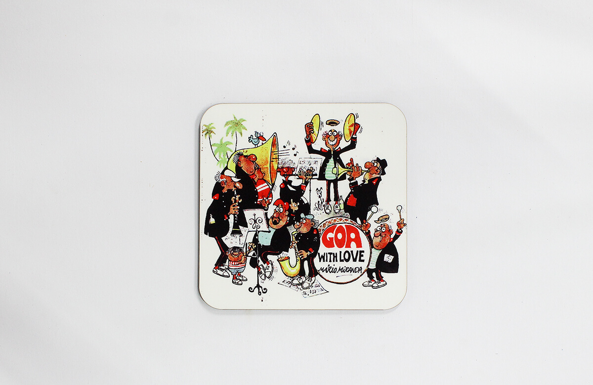 Coaster Ind. - Goa with Love